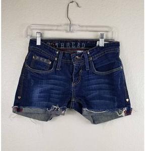 Southern Thread Shorts Sz 27